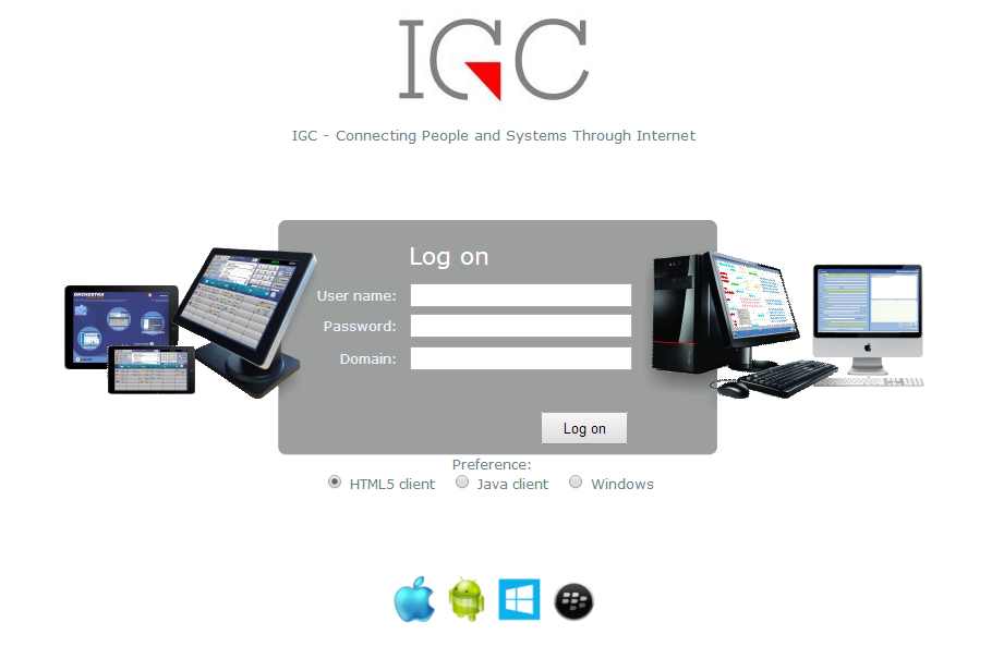 IGC Connecting